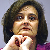 Post image for Cherie Blair The Fragile Ego and I.
