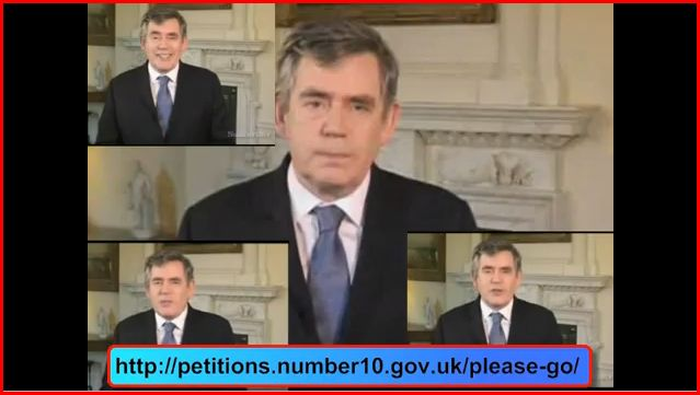 Post image for At Last! – Gordon Brown Hung in Downing Street.
