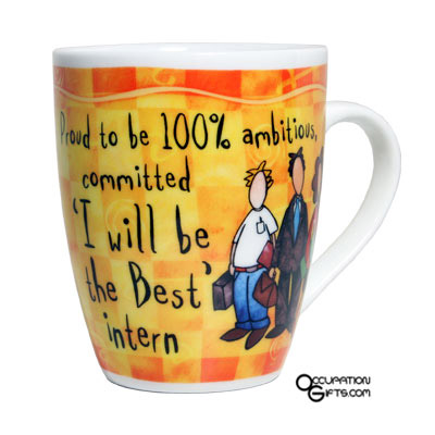 Post image for Are All Interns Mugs?