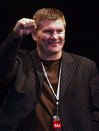 From http://en.wikipedia.org/wiki/Ricky_Hatton