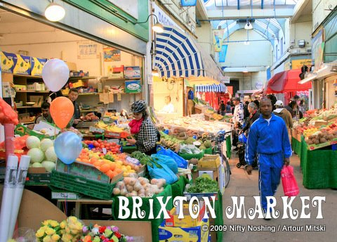 Post image for The Last Honky in Brixton.