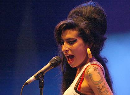 Post image for Echoes of Amy Winehouse