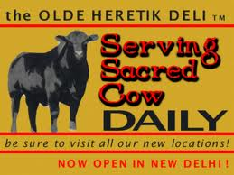Post image for Sacred Cows.
