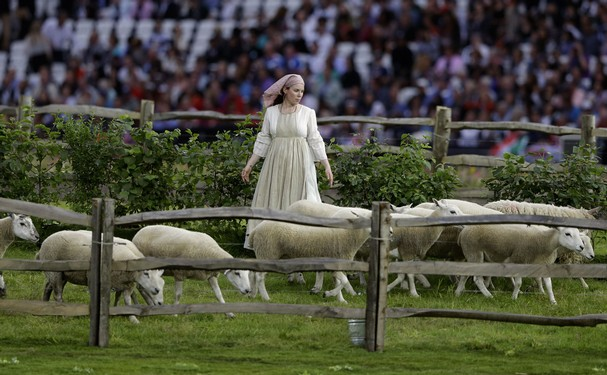 Olympic Sheep