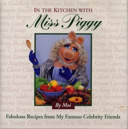 Post image for Miss Piggy does Porridge.