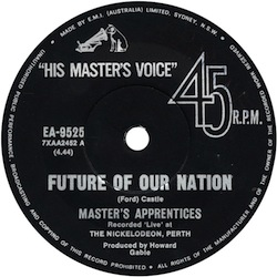Post image for His Master's Voice.