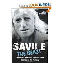 "Post image for ""Savile the Beast – the inside story of the greatest scandal in TV history""."