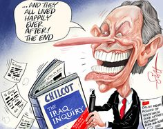 Post image for Chilcot's Ills – They're Multiplyin'
